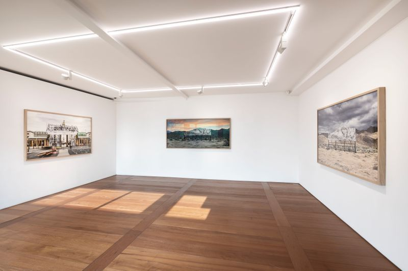 "Jr_View of the exhibition ""Unveiling"" at Seoul Gallery  Seoul (South Korea), 2019_16616"