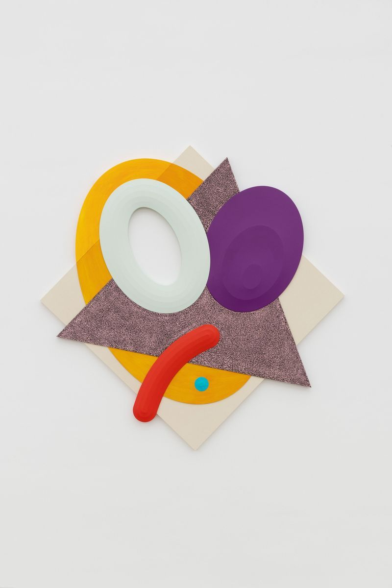Sugar Mama, 2018Acrylic on canvas160 × 127 cm | 63 × 50 inUnique
