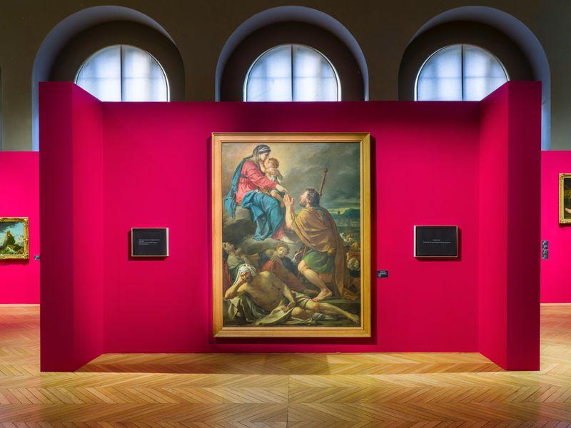 """Sophie_Calle_View of the exhibition """"Cinq"""": Parce que, 2019"""" at Musée des Beaux-Arts de Marseille  MARSEILLE (France)_16789"""
