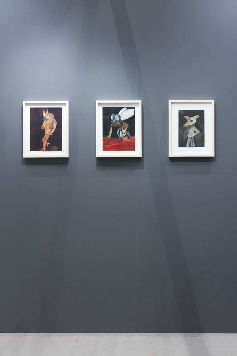 "Klara_Kristalova_View of the exhibition ""Art Fair Tokyo"" at ART FAIR TOKYO  Tokyo (Japan), 2019_17075"