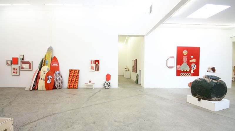 """barry_mcgee_View of the exhibition """"China Boo"""" at Ratio 3  SAN FRANCISCO (USA)_17112"""