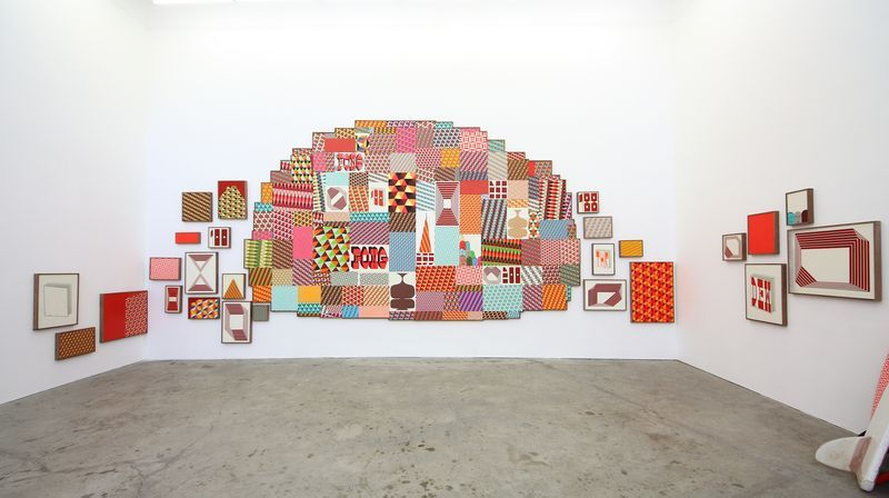 """barry_mcgee_View of the exhibition """"China Boo"""" at Ratio 3  SAN FRANCISCO (USA)_17119"""