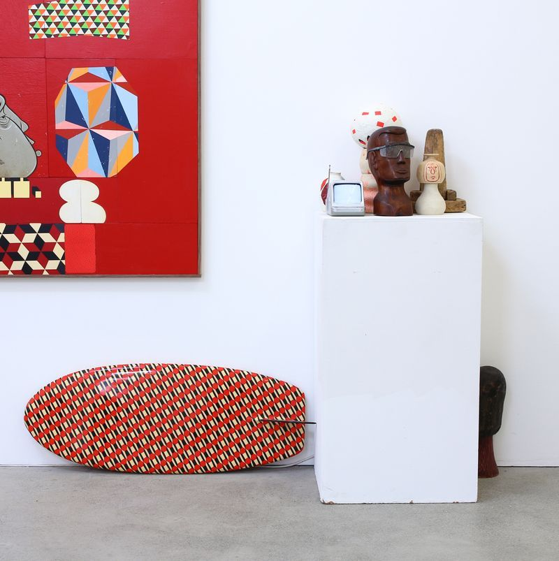 """barry_mcgee_View of the exhibition """"China Boo"""" at Ratio 3  SAN FRANCISCO (USA)_17122"""