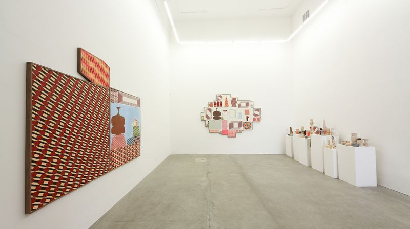 """barry_mcgee_View of the exhibition """"China Boo"""" at Ratio 3  SAN FRANCISCO (USA)_17124"""