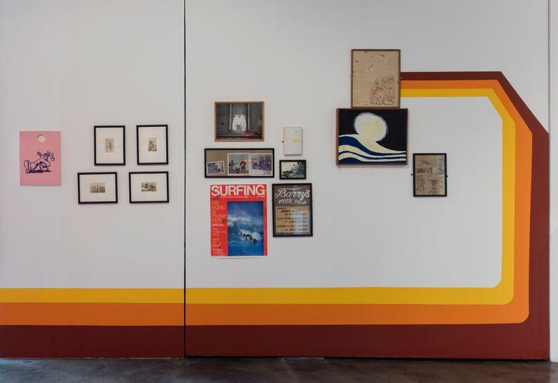 "barry_mcgee_View of the exhibition ""Barry McGee: SB Mid Summer Intensive"" at Museum of Contemporary Art Santa Barbara  SANTA BARBARA (USA)_17126"