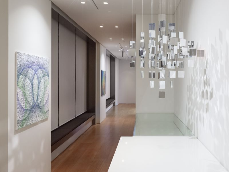 "Julio_Le_Parc_View of the exhibition ""LIGHT - MIRROR"" at HONG KONG Gallery Limited  Hong Kong (China), 2019_17242"