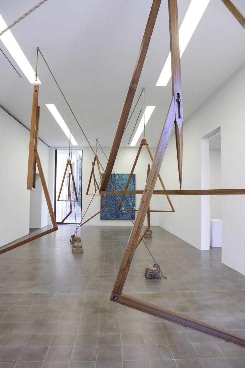"Bharti_Kher_View of the exhibition ""Bharti Kher"" at Pasquart Kunsthaus Centre d'art BIENNE (Switzerland), 2018_19897"