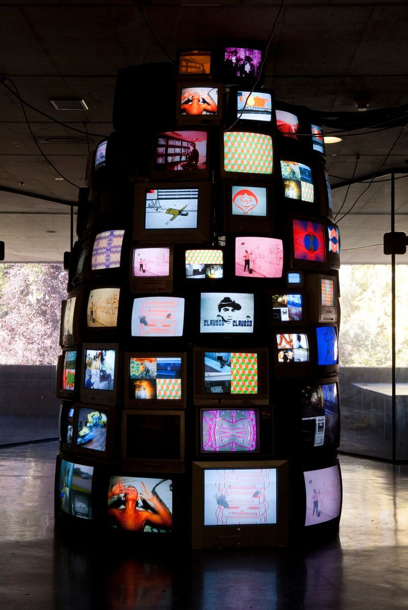 barry_mcgee_View of the exhibition  at The Berkeley Art Museum and Pacific Film Archive  BERKELEY (USA)_19962