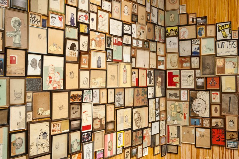 barry_mcgee_View of the exhibition  at The Berkeley Art Museum and Pacific Film Archive  BERKELEY (USA)_19963