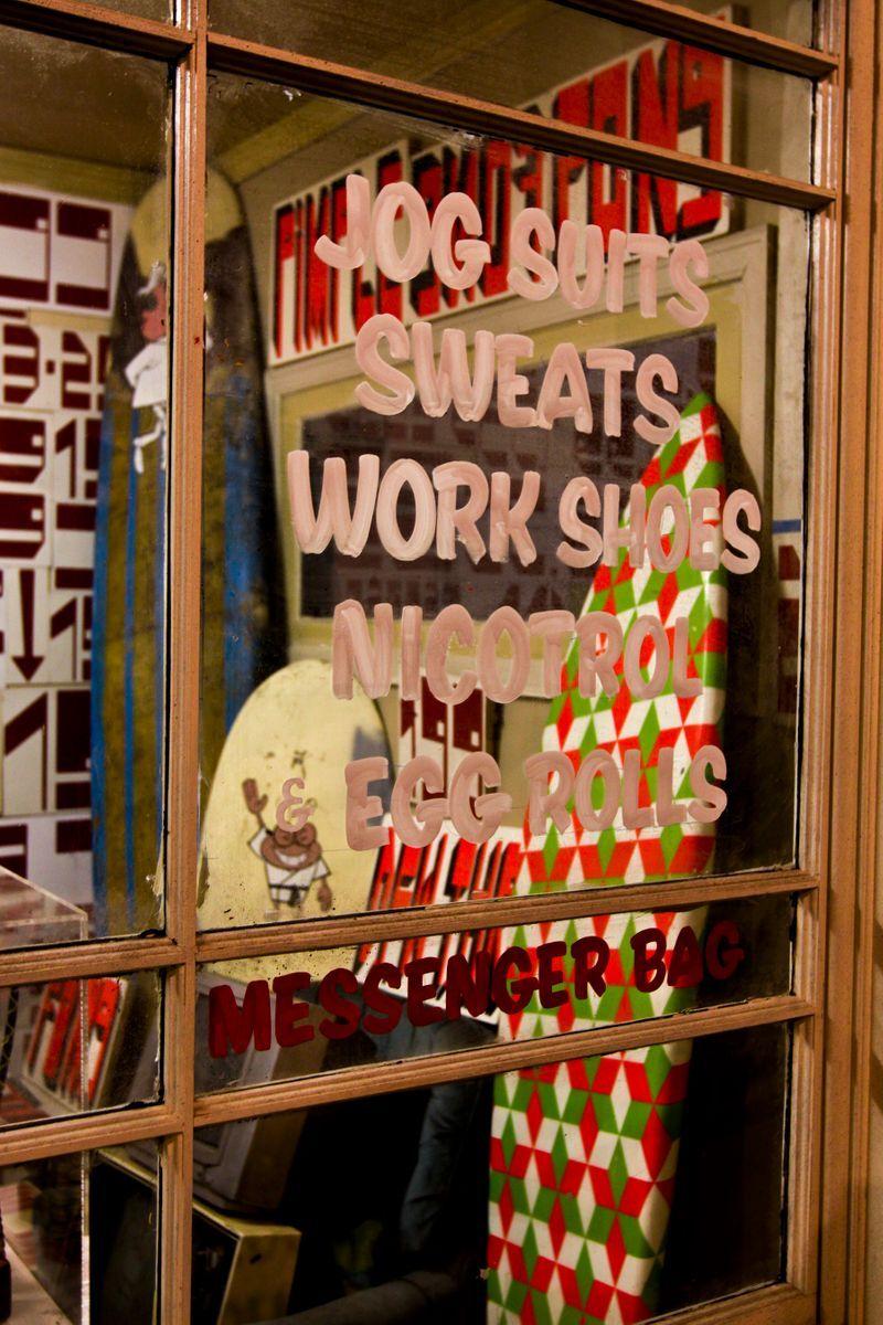 """barry_mcgee_View of the exhibition """"Art in the Streets"""" at The Museum of Contemporary Art  LOS ANGELES (USA)_19993"""