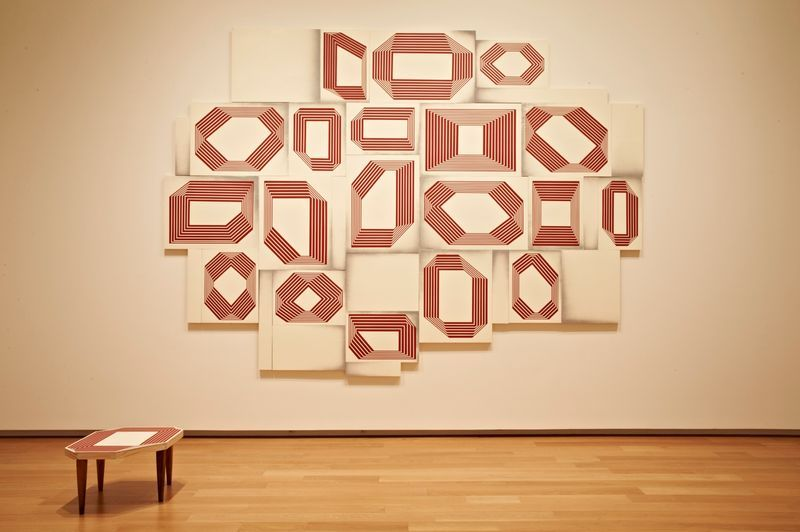"""barry_mcgee_View of the exhibition """"FOCUS: Barry McGee"""" at The Modern Art Museum of  FORT WORTH (USA)_19995"""