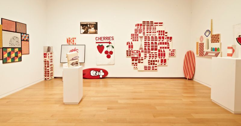 """barry_mcgee_View of the exhibition """"FOCUS: Barry McGee"""" at The Modern Art Museum of  FORT WORTH (USA)_19996"""