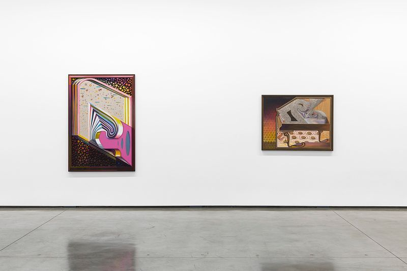 """_View of the exhibition """"Studies for 20/20"""" at DAVID KORDANSKY GALLERY Los Angeles (USA), 2019_20014"""