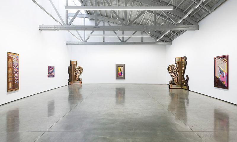 """_View of the exhibition """"Studies for 20/20"""" at DAVID KORDANSKY GALLERY Los Angeles (USA), 2019_20015"""