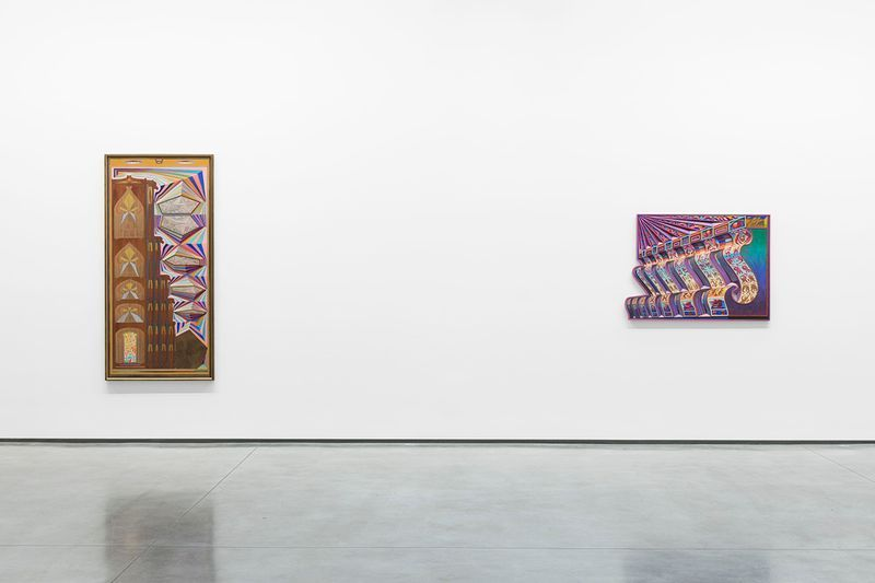 """_View of the exhibition """"Studies for 20/20"""" at DAVID KORDANSKY GALLERY Los Angeles (USA), 2019_20016"""