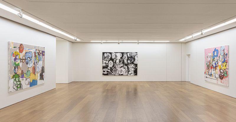 """eddie_martinez_View of the exhibition """"EMHK19"""" at HONG KONG Gallery Limited Hong Kong (Hong Kong), 2019_20042"""