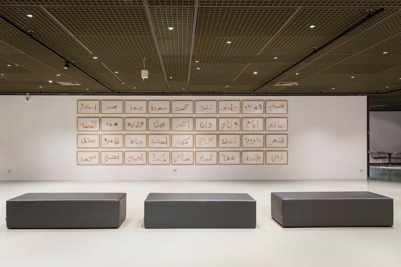 Wim_Delvoye_View of the exhibition  at Musée Royaux des Beaux-Artsde Bruxelles  BRUXELLES (Belgium)_20053