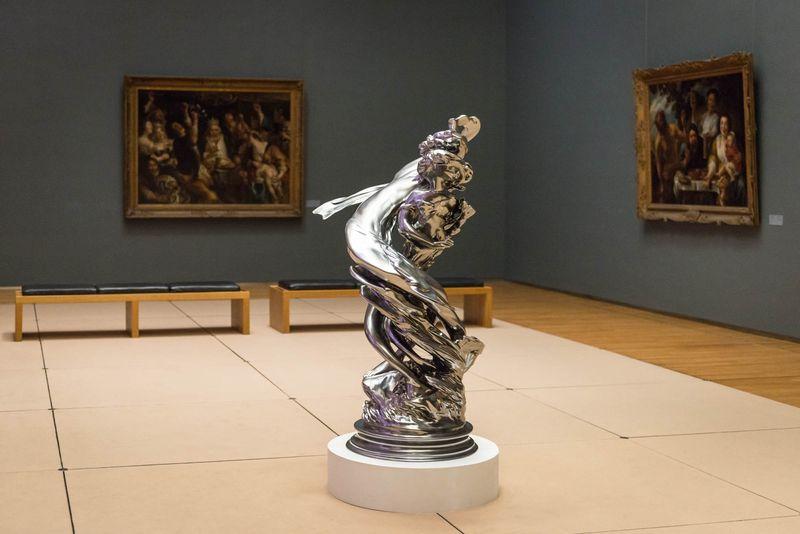 Wim_Delvoye_View of the exhibition  at Musée Royaux des Beaux-Artsde Bruxelles  BRUXELLES (Belgium)_20066