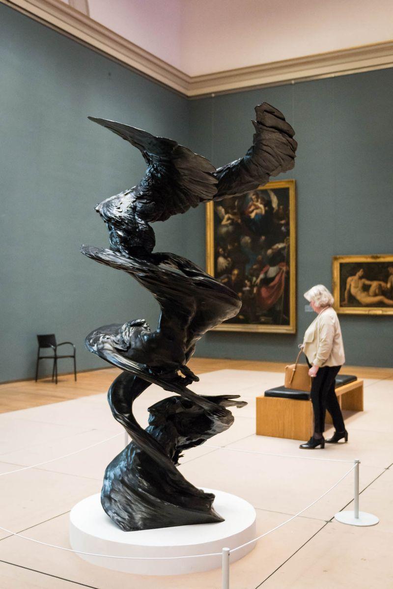 Wim_Delvoye_View of the exhibition  at Musée Royaux des Beaux-Artsde Bruxelles  BRUXELLES (Belgium)_20067