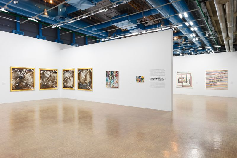"Exhibition view ""Sans Repentir"" curated by Angela Lampe at Centre Pompidou, Paris (France), 2019"