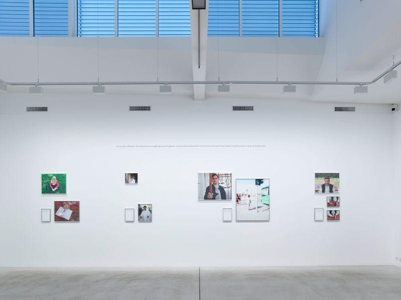 "Sophie_Calle_View of the exhibition ""Un certain regard"" at FOTOMUSEUM WINTERTHUR  WINTERTHUR (Switzerland), 2019_20412"