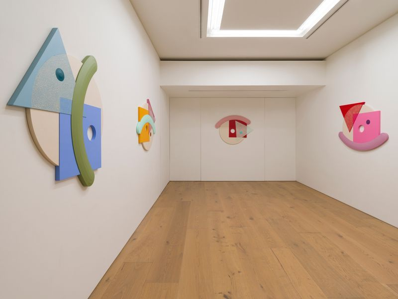 "Josh_Sperling_View of the exhibition ""Summertime"" at Perrotin, Tokyo (Japan), 2019_20459"