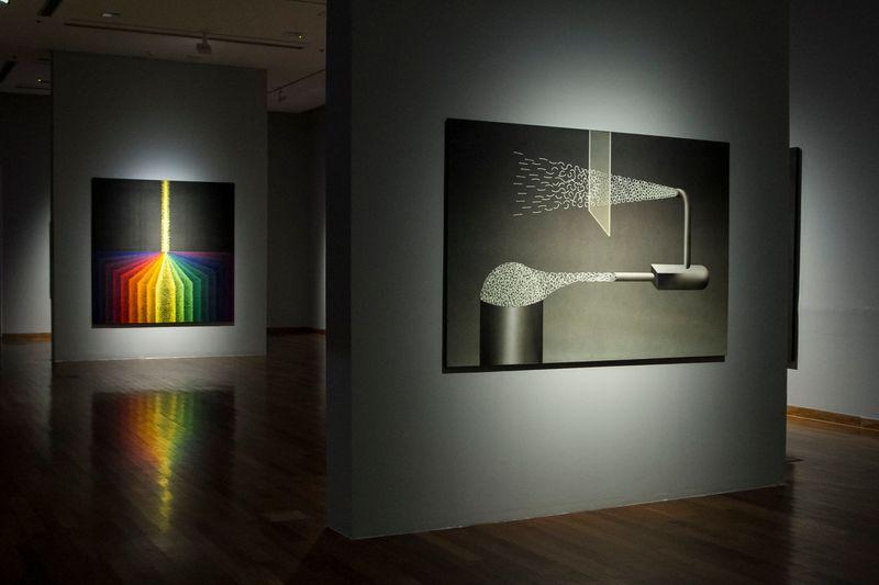 "Julio_Le_Parc_View of the exhibition ""Julio Le Parc - Un visionario"" at CCK Buenos Aires (Argentina), 2019_20710"