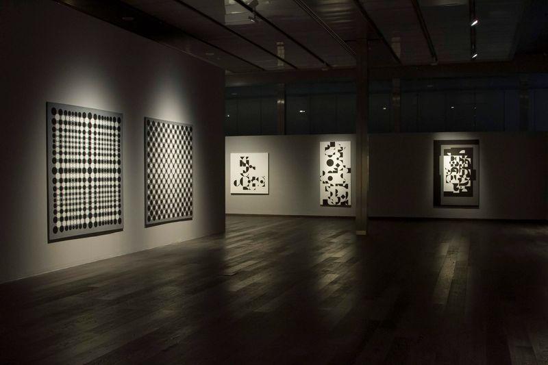 "Julio_Le_Parc_View of the exhibition ""Julio Le Parc - Un visionario"" at CCK Buenos Aires (Argentina), 2019_20713"