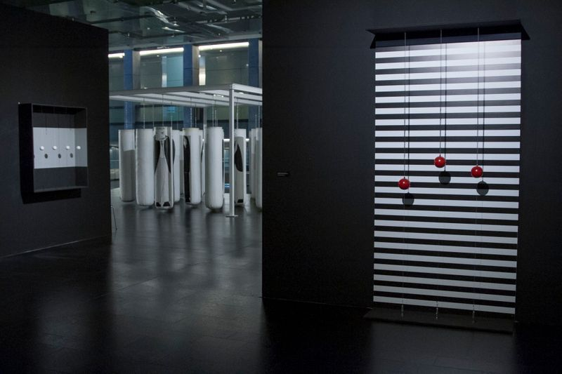 "Julio_Le_Parc_View of the exhibition ""Julio Le Parc - Un visionario"" at CCK Buenos Aires (Argentina), 2019_20715"