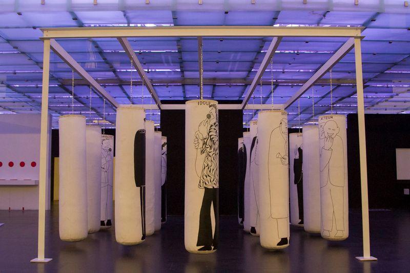 "Julio_Le_Parc_View of the exhibition ""Julio Le Parc - Un visionario"" at CCK Buenos Aires (Argentina), 2019_20718"