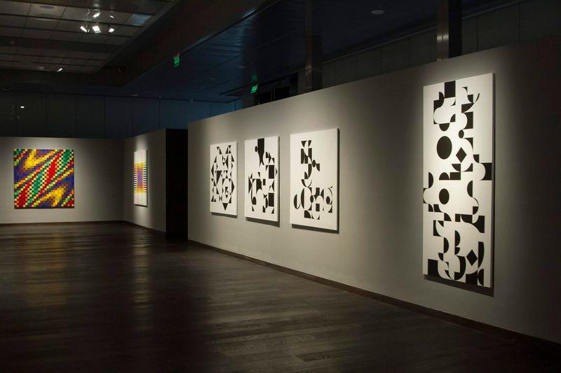 "Julio_Le_Parc_View of the exhibition ""Julio Le Parc - Un visionario"" at CCK Buenos Aires (Argentina), 2019_20719"