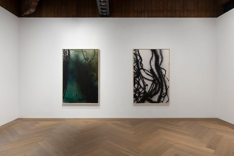 Hans_Hartung_View of the exhibition  at SHANGHAI GALLERY  SHANGHAI (China), 2019_20778
