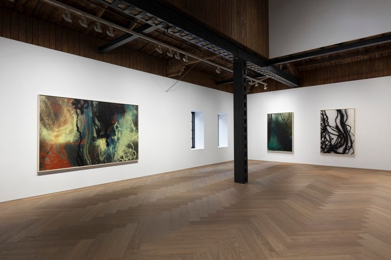 Hans_Hartung_View of the exhibition  at SHANGHAI GALLERY  SHANGHAI (China), 2019_20784