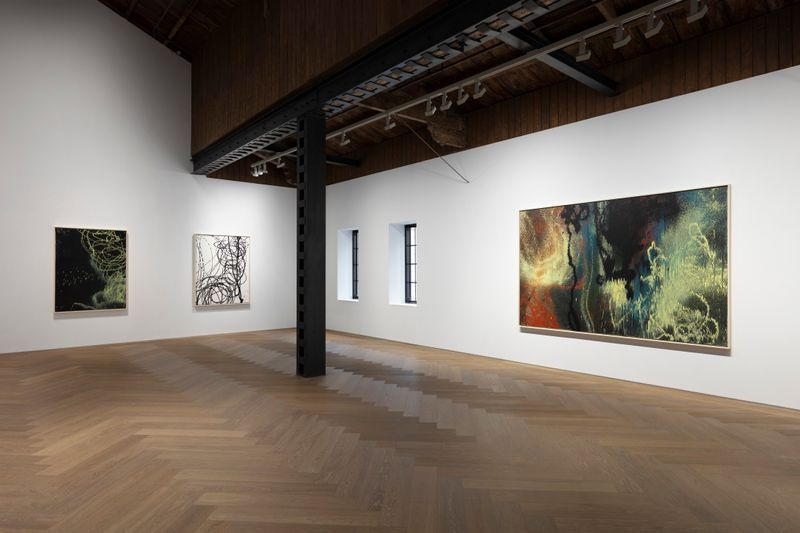 Hans_Hartung_View of the exhibition  at SHANGHAI GALLERY  SHANGHAI (China), 2019_20785