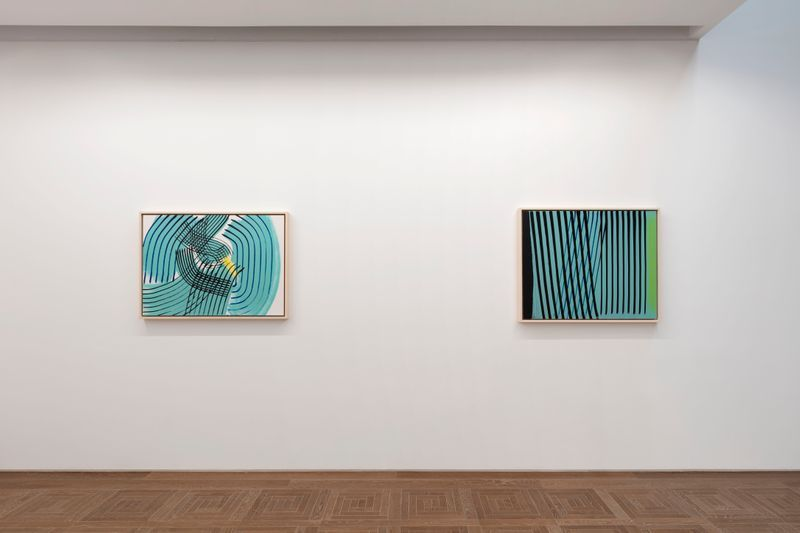 Hans_Hartung_View of the exhibition  at SHANGHAI GALLERY  SHANGHAI (China), 2019_20786
