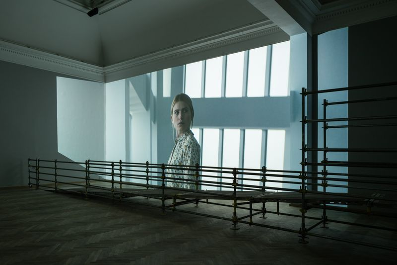"""Jesper_Just_View of the exhibition """"Servitudes"""" curated by Irene Campolmi and Pedro Gadanho  at Kunsthal Charlottenborg Copenhagen (Denmark)_20801"""