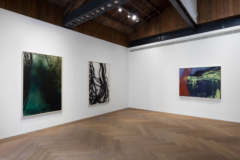 Hans_Hartung_View of the exhibition  at SHANGHAI GALLERY  SHANGHAI (China), 2019_20940