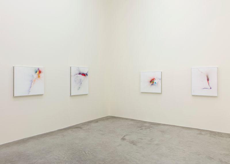 "Thilo_Heinzmann_View of the exhibition ""Voyage Visage Passage "" at Perrotin, Paris (France), 2019_21036"