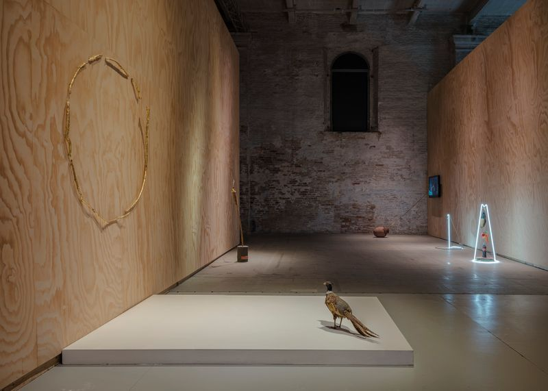 "Gabriel_Rico_View of the exhibition ""La Biennale di Venezia 2019"" at La Biennale di Venezia  VENEZIA (Italy)_21994"
