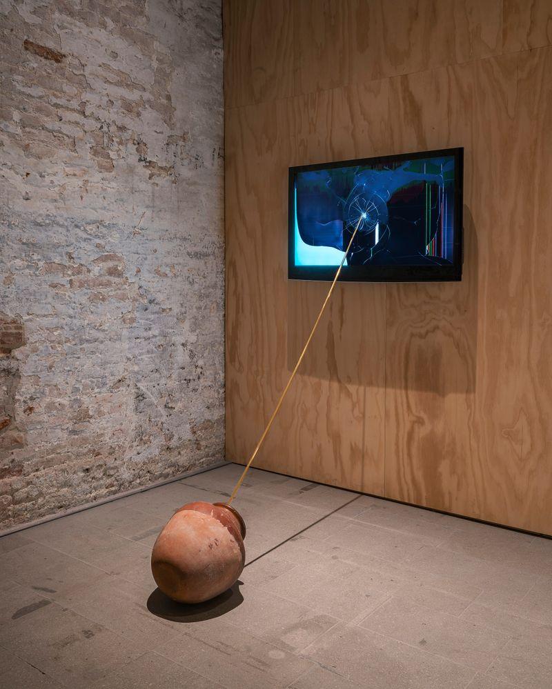 "Gabriel_Rico_View of the exhibition ""La Biennale di Venezia 2019"" at La Biennale di Venezia  VENEZIA (Italy)_21996"