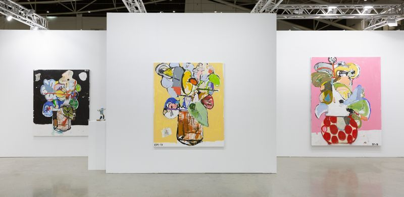 "eddie_martinez_View of the exhibition ""Taipei Dangdai""_22003"