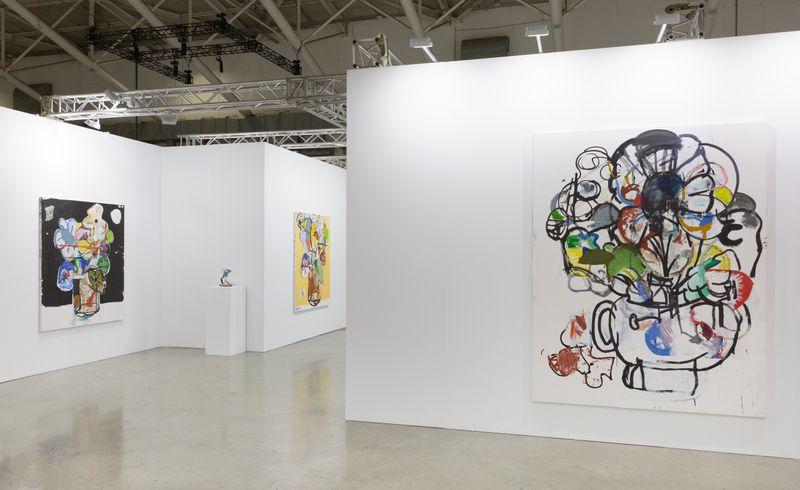 "eddie_martinez_View of the exhibition ""Taipei Dangdai""_22004"