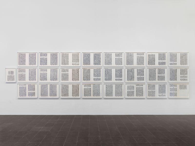 "Bharti_Kher_View of the exhibition ""Bharti Kher"" at Pasquart Kunsthaus Centre d'art BIENNE (Switzerland), 2018_22661"