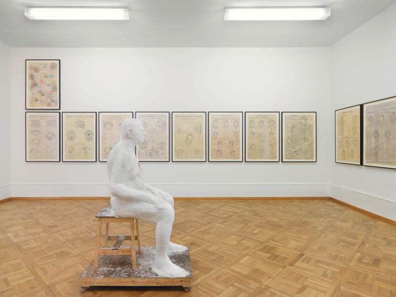 "Bharti_Kher_View of the exhibition ""Bharti Kher"" at Pasquart Kunsthaus Centre d'art BIENNE (Switzerland), 2018_22665"