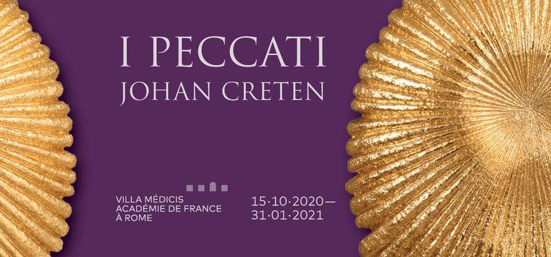"""Johan_Creten_View of the exhibition """"I Peccati"""" at VILLA MEDICI ROMA (Italy), 2020_23032"""