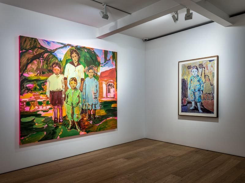 """claire_tabouret_View of the exhibition """"SIBLINGS"""" at SEOUL Gallery  Seoul (Corée du Sud), 2020_23333"""