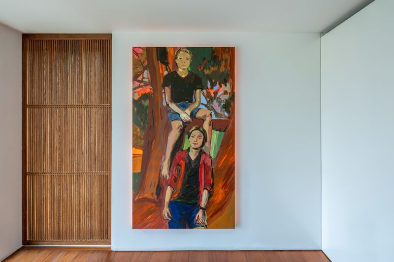 """claire_tabouret_View of the exhibition """"SIBLINGS"""" at SEOUL Gallery  Seoul (Corée du Sud), 2020_23381"""