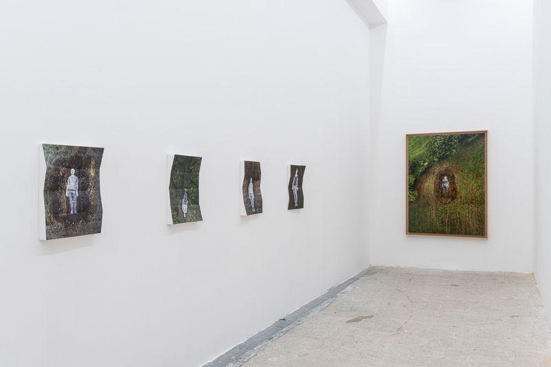 "Jr_View of the exhibition ""Omelia Contadina"" at Galleria Continua San Gimignano (Italy)_24732"