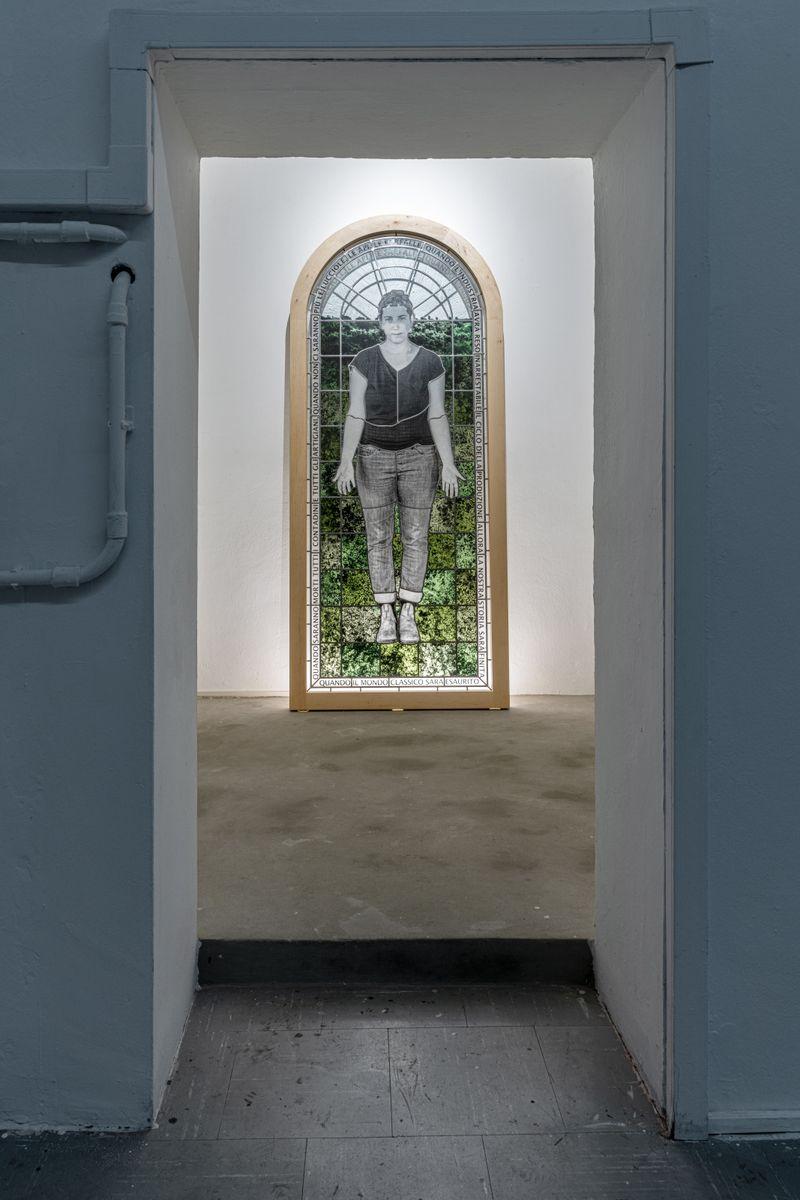"Jr_View of the exhibition ""Omelia Contadina"" at Galleria Continua San Gimignano (Italy)_24734"