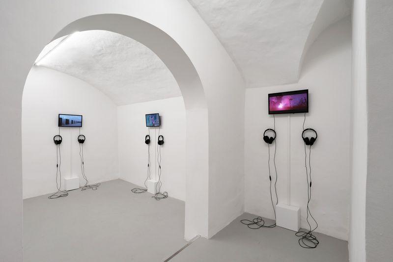 "Jr_View of the exhibition ""Omelia Contadina"" at Galleria Continua San Gimignano (Italy)_24970"